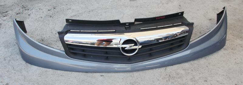 Рама и Каросерия за Opel Vivaro