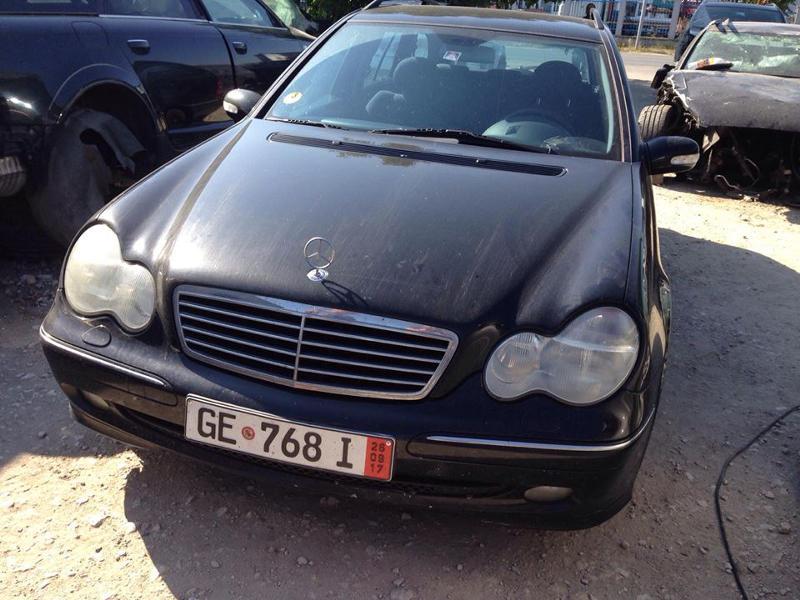 Mercedes-Benz C 270 270 и 220 cdi