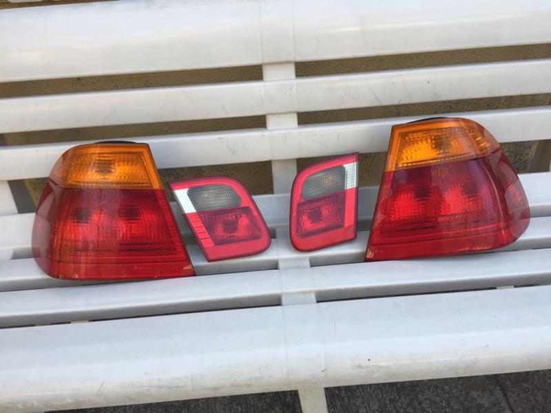 Светлини за BMW 324