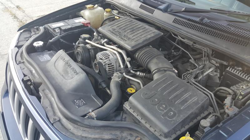 Jeep Grand cherokee 4.7V8 HO, снимка 9