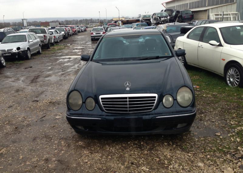 Mercedes-Benz E 320 320.270 CDI avt