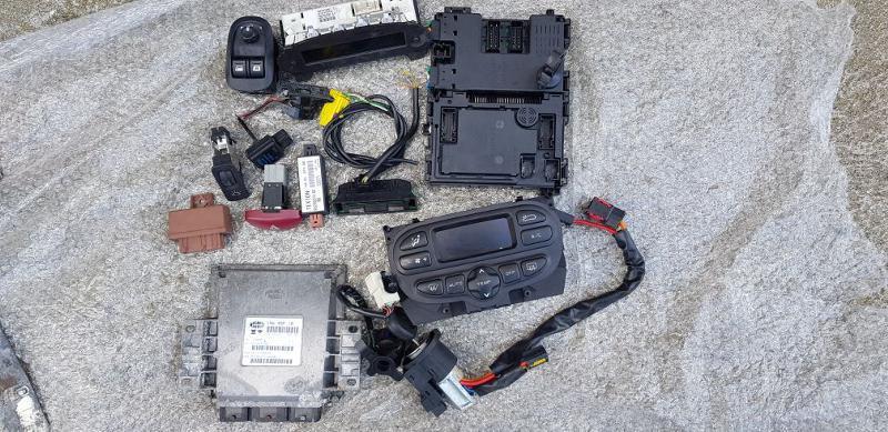 Електрическа система за Peugeot 206