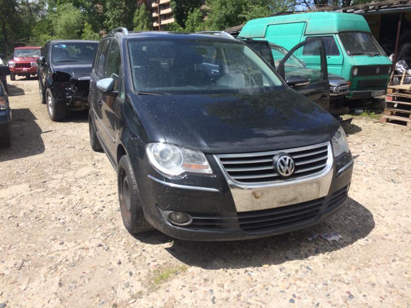 VW Touran 2.0 tdi 6ск BMN
