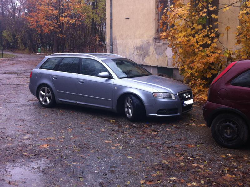 Audi A4 4х4 ;TURBO;S-LINE
