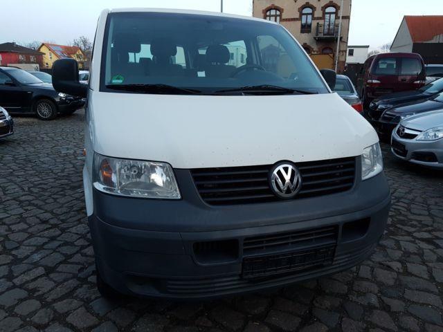 VW T5 1.9tdi
