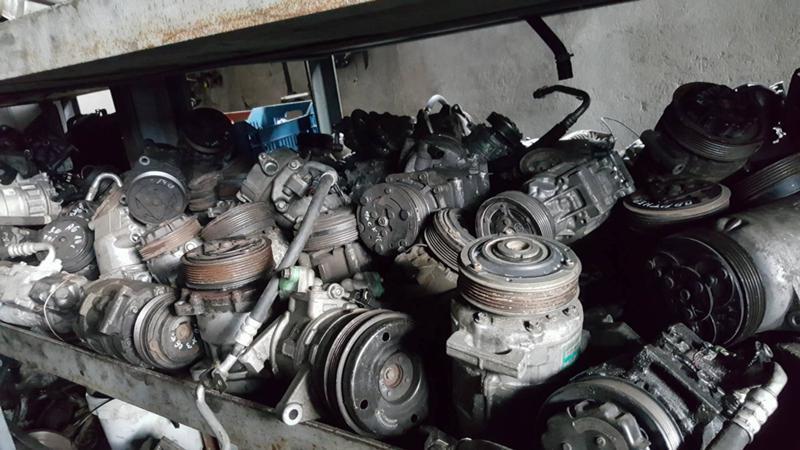 Климатична система за BMW 530