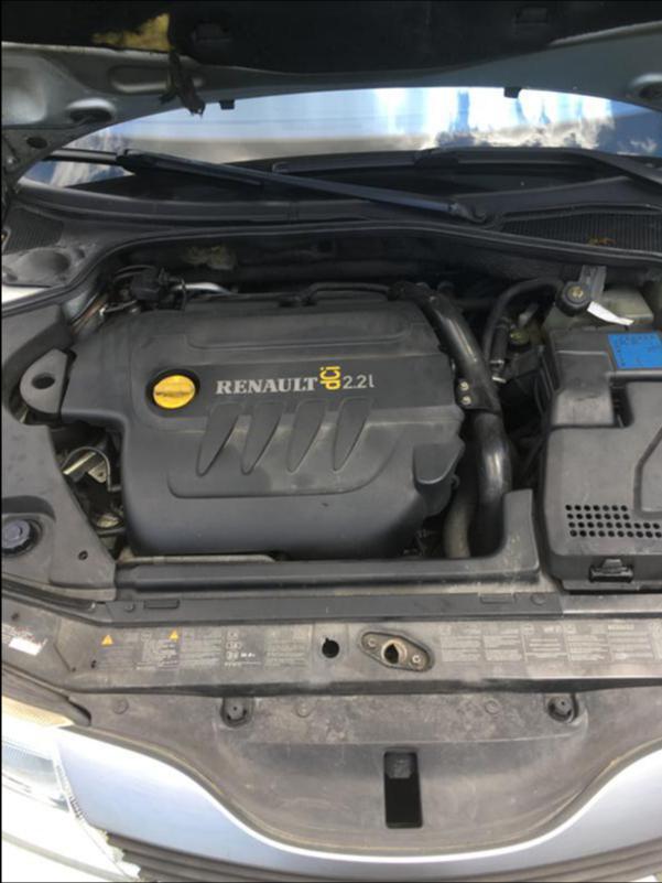 Renault Laguna 2.2DCI НА ЧАСТИ, снимка 4