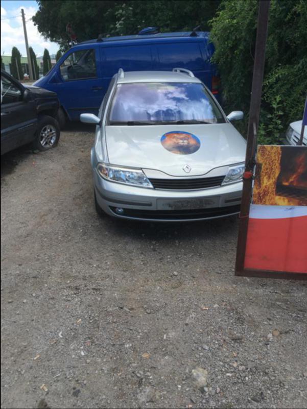Renault Laguna 2.2DCI НА ЧАСТИ, снимка 5