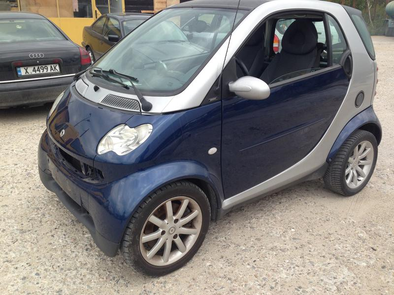 Smart Fortwo 0.700 0.600