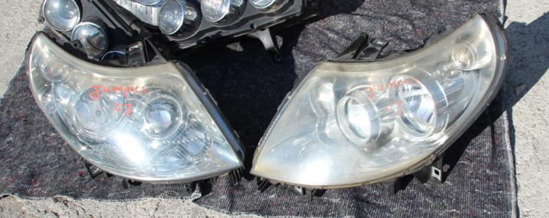 Светлини за Citroen Jumpy