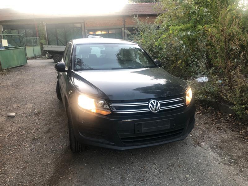 VW Tiguan 2.0tdi CFF