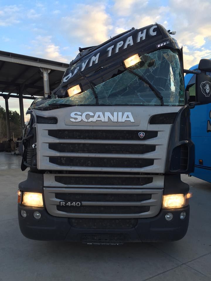 Scania R 440,480 НА ЧАСТИ Е-5