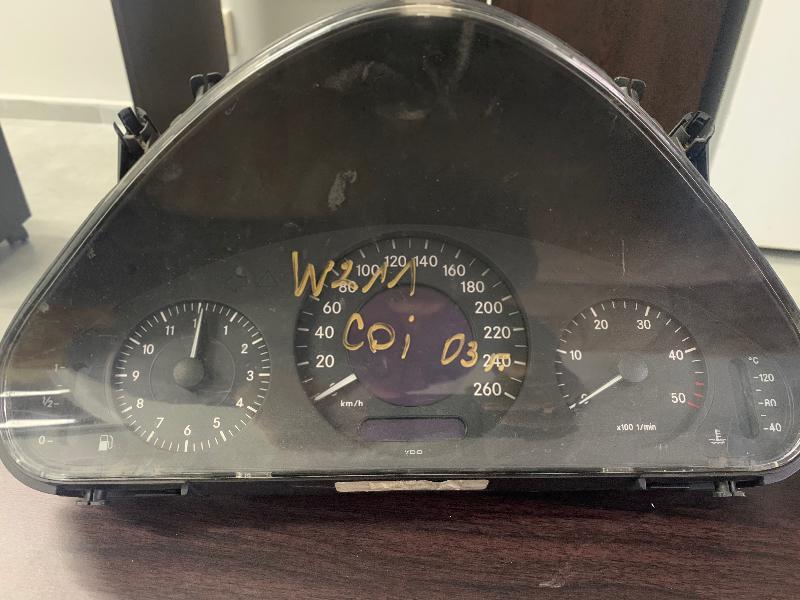 W211 Километраж