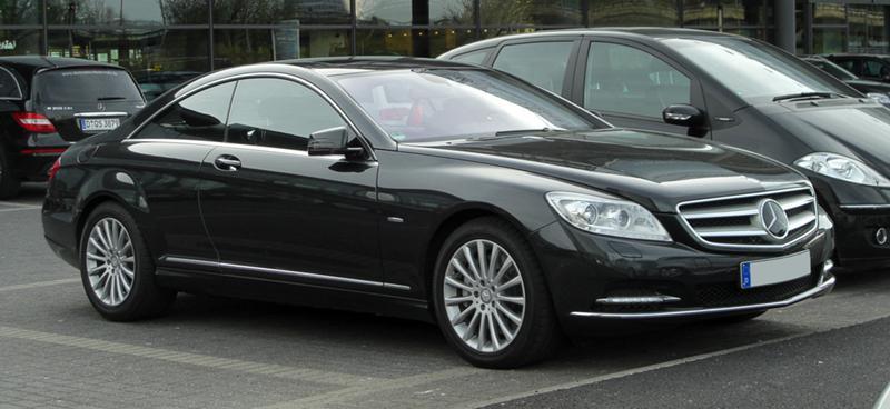 Mercedes-Benz CL 500 M278