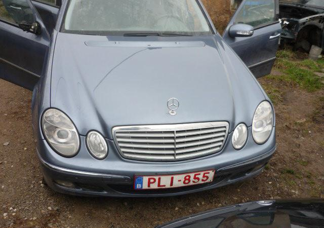 Mercedes-Benz E 220 5 broia