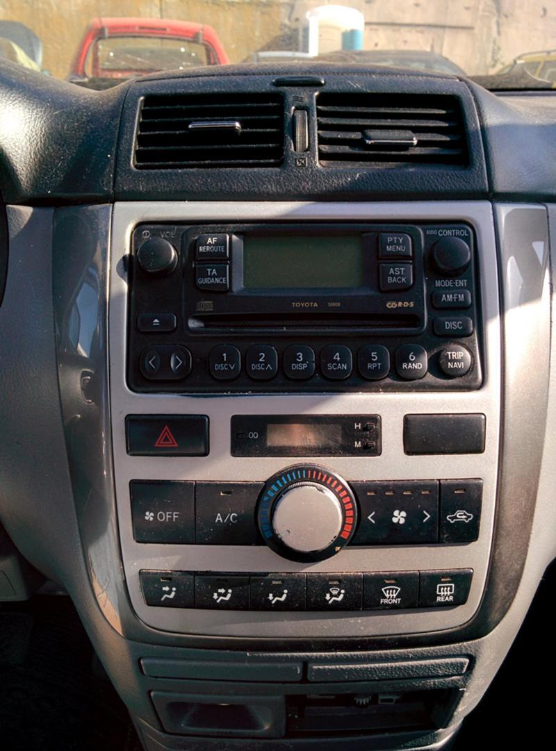 Toyota Avensis verso 2.0 D4D, снимка 7