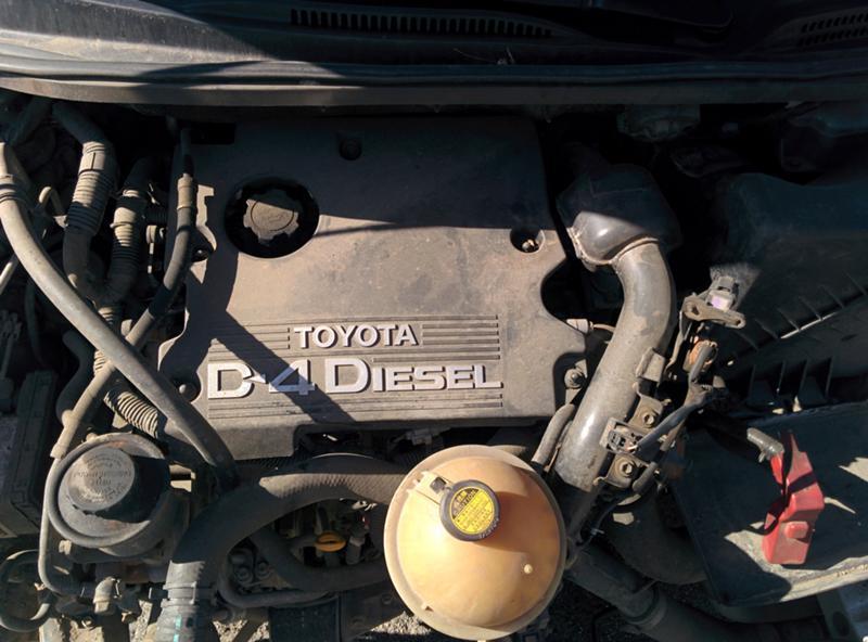 Toyota Avensis verso 2.0 D4D, снимка 9