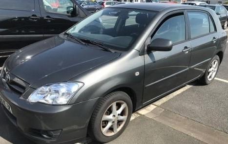 Toyota Corolla 1,4 d4d, снимка 2