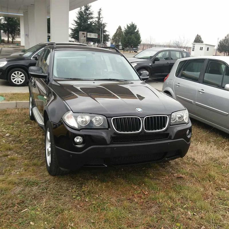 BMW X3 2,0 D