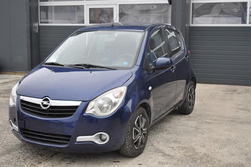Opel Agila 1.0, снимка 2