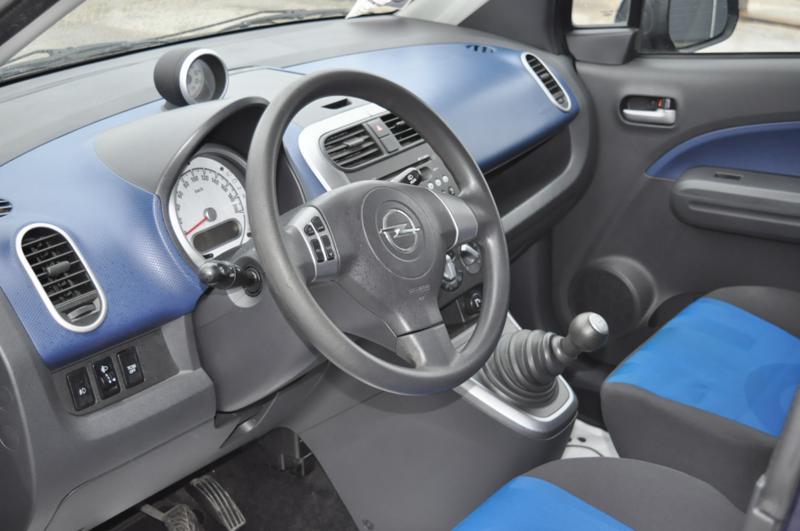 Opel Agila 1.0, снимка 3