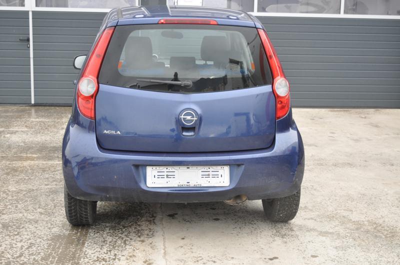 Opel Agila 1.0, снимка 4