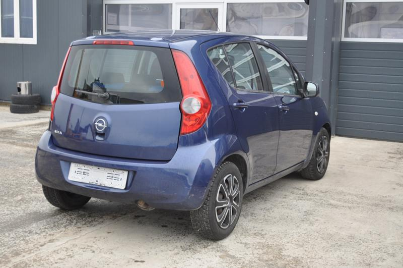 Opel Agila 1.0, снимка 5