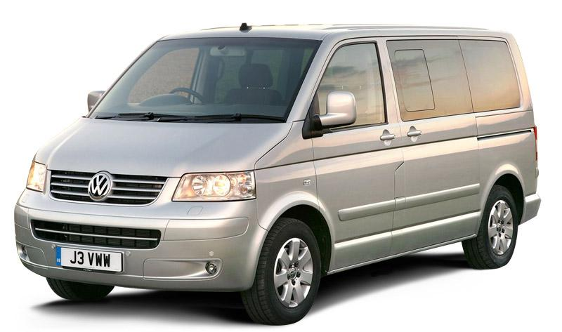 VW Caravelle НА ЧАСТИ след 2004 до 2010, снимка 6