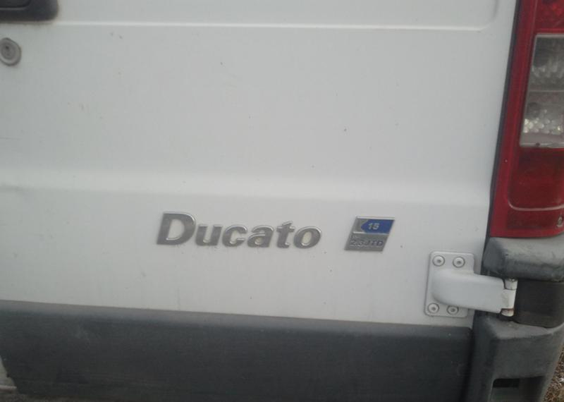 Fiat Ducato 2.3jtd/на части, снимка 3
