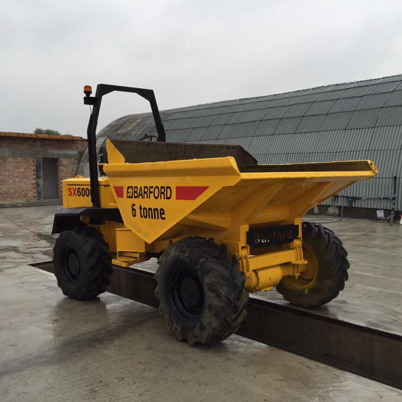 Други специализирани машини Друга BARFORD  SX6000
