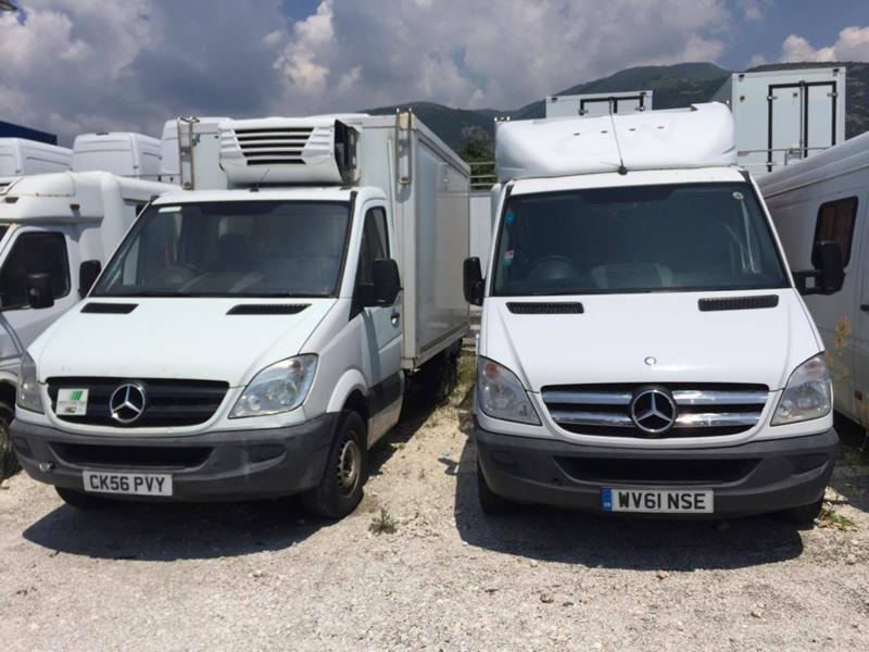 Mercedes-Benz Sprinter 311 209,211,213,311,313,315,318,319 CDI