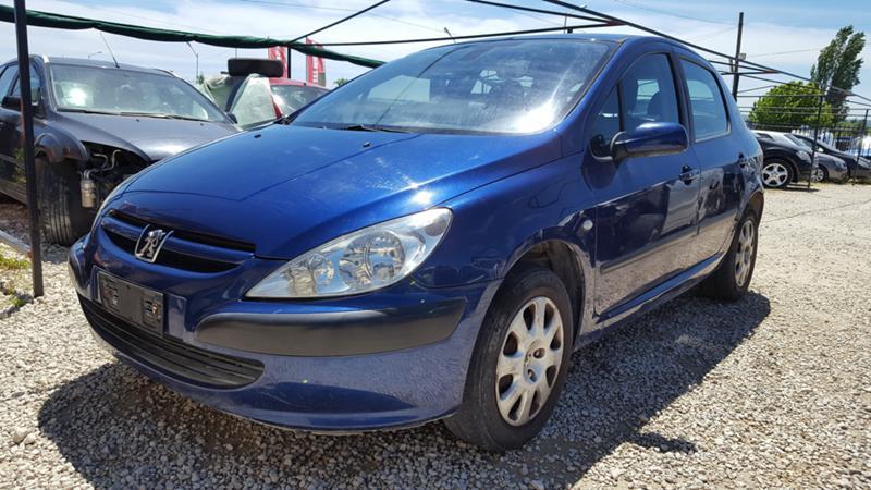 Peugeot 307 1.4HDI,1.6i 2БРОЯ