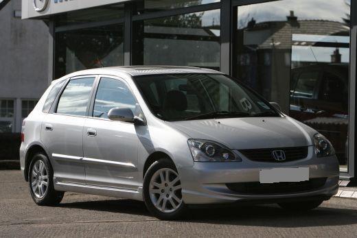 Honda Civic  face 1.5 i 16v