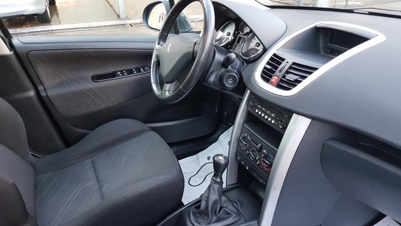 Peugeot 207 16i PANORAMA, снимка 12