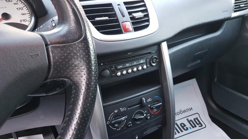 Peugeot 207 16i PANORAMA, снимка 16
