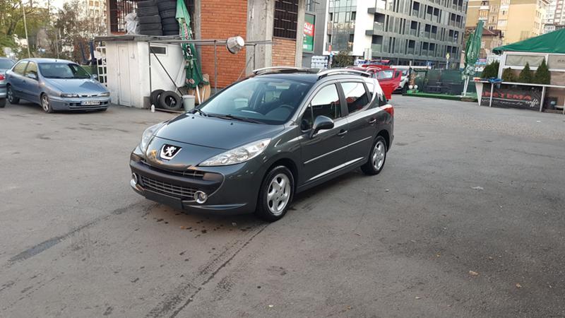Peugeot 207 16i PANORAMA, снимка 6