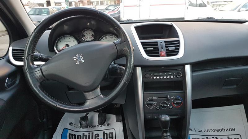 Peugeot 207 16i PANORAMA, снимка 8