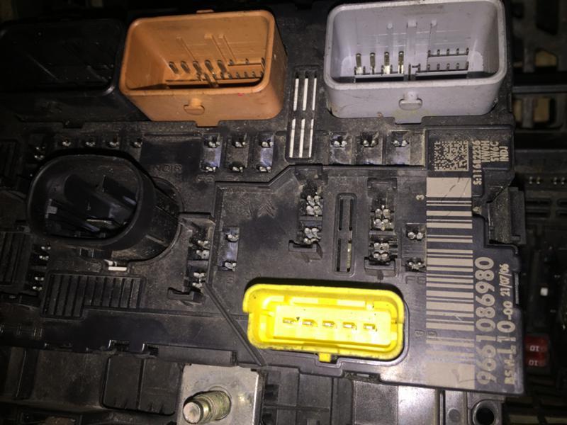 Електрическа система за Citroen C4