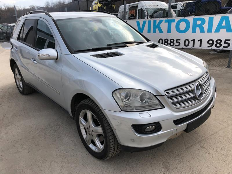 Mercedes-Benz ML 3.2CDI На части