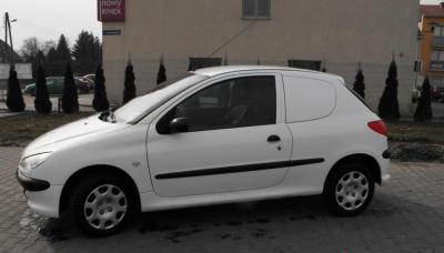 Peugeot 206 1.4I  1.4HDI