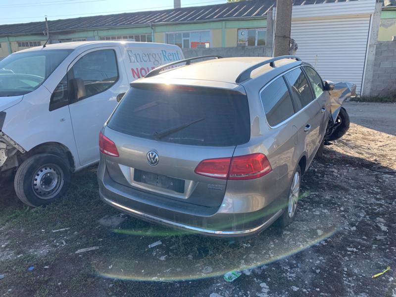 VW Passat 2.0TDI 3БРОЯ