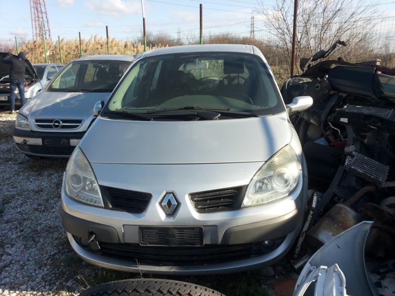 Renault Scenic 1.5 d 6скорости