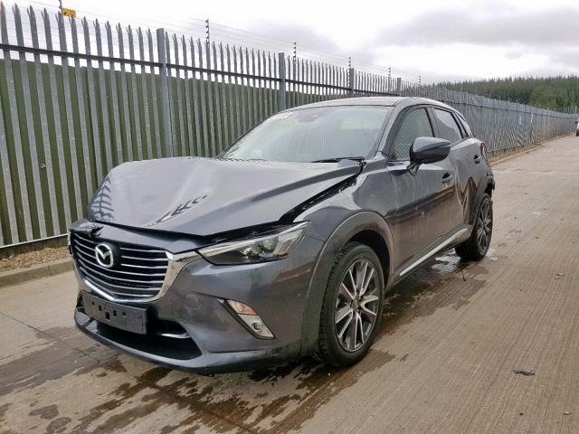 Mazda СХ-3 1.5