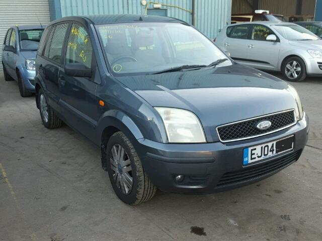 Ford Fusion 1,6 и 1.4