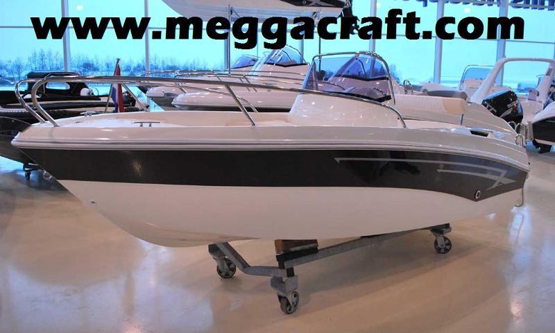 Лодка Собствено производство MEGGACRAFT 450 OPEN