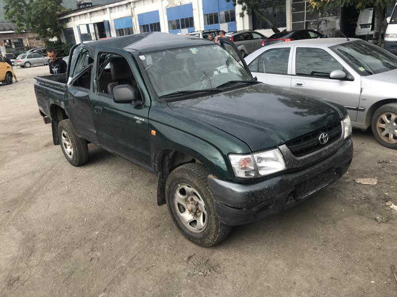 Toyota Hilux 2.5 d4d На части