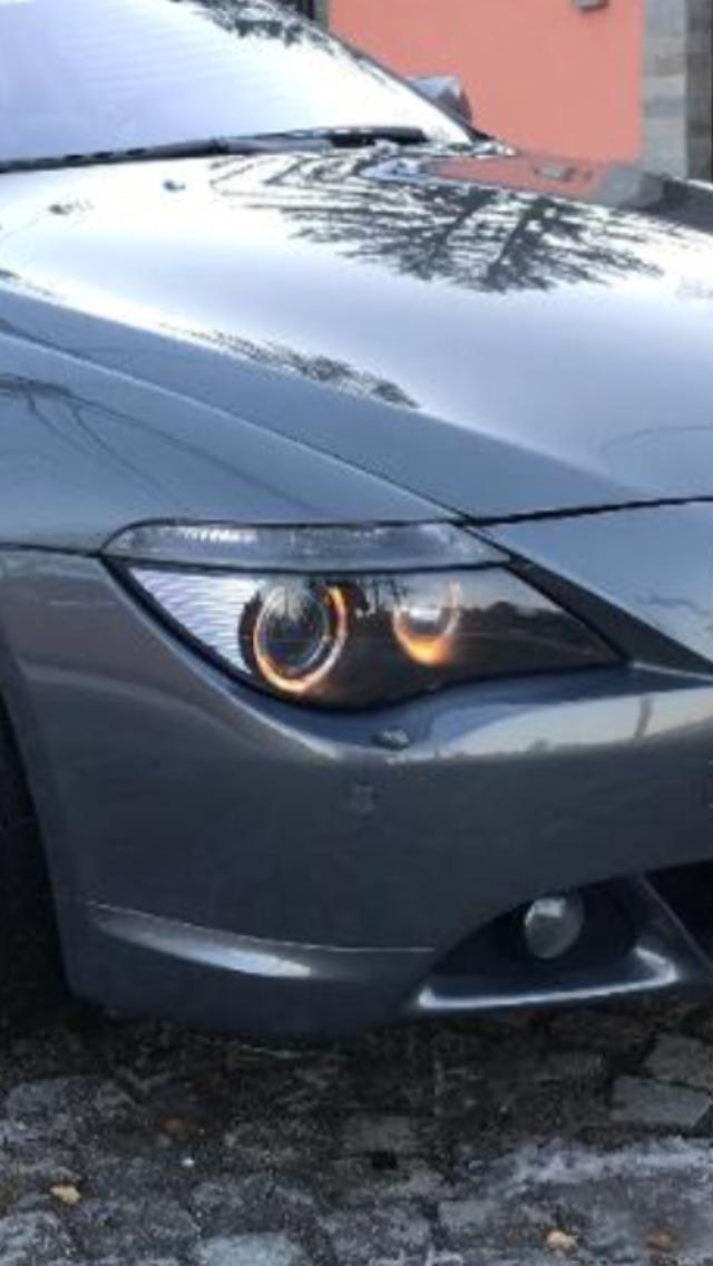 BMW 650 i 645i 635d