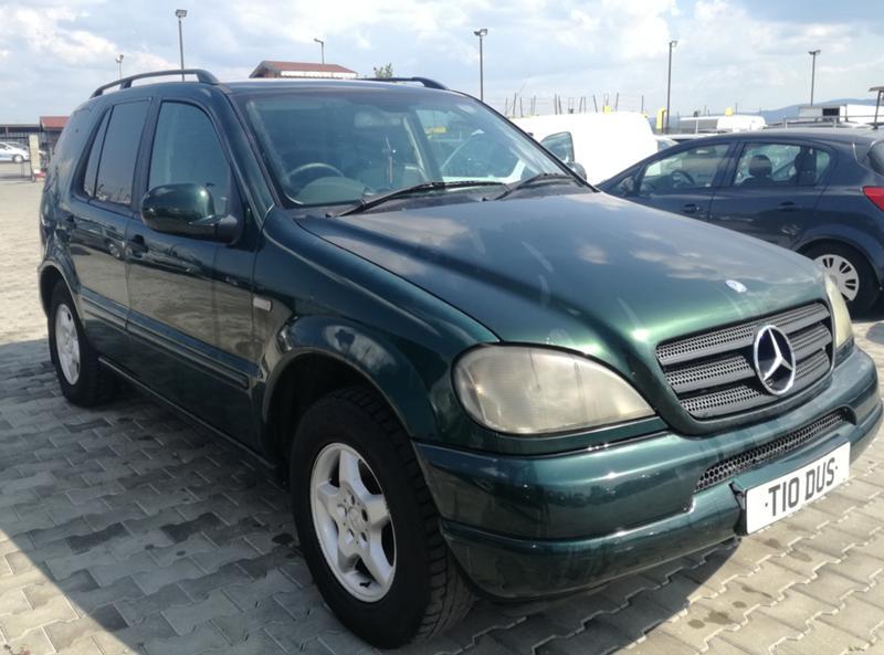 Mercedes-Benz ML 270 CDI/AUTO/Кожа