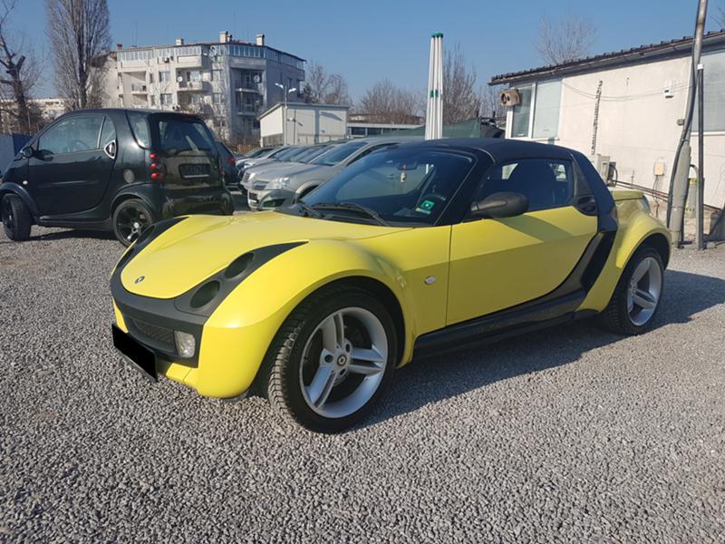 Smart Roadster 0.7 КАБРИО РЕГИСТРИРАН