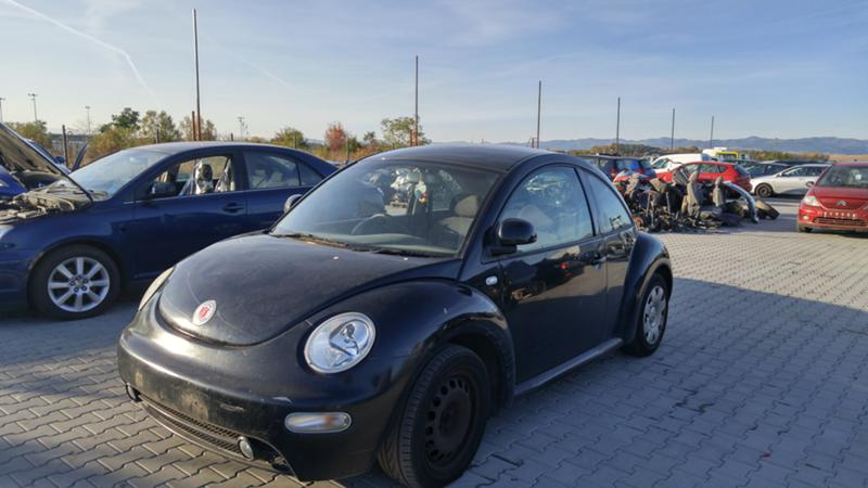 VW New beetle 1.6